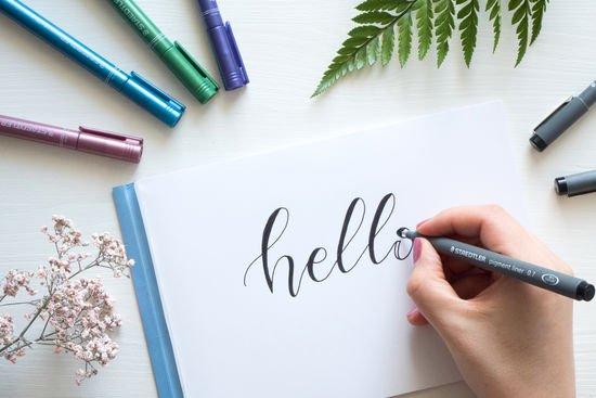 Aprenda A Fazer Lettering